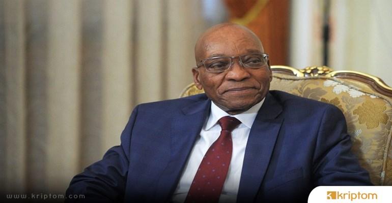 Güney Afrika başkanı Blockchain'i kucakladı