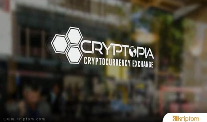 Hack'lenen Kripto Para Borsası Cryptopia Faliyetlerine Devam Edecek