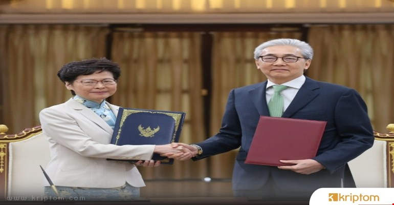 Hong Kong ve Tayland, İkili Ticaret İçin İki Aşamalı Bir Dijital Tokenı Piyasaya Sürecek