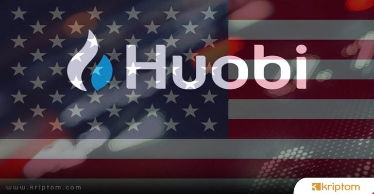 Huobi, ABD'deki tüm kullanıcı hesaplarını 13 Kasım'da donduruyor