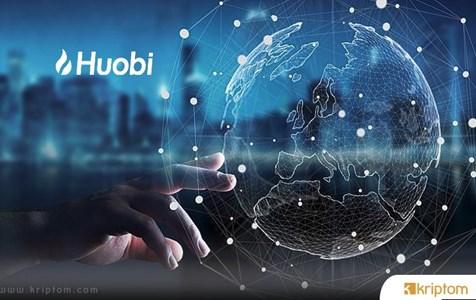 Huobi Blockchain Network Alliance'a Katıldı.