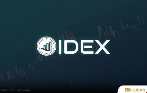 IDEX (IDEX) Nedir? İşte Tüm Ayrıntılarıyla Kripto Para Birimi IDEX Coin