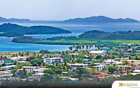 İngiliz Virgin Adaları Kendi Kripto Parasını Çıkarıyor