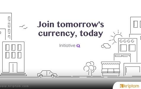 Initiative Q Sizlere Kripto Para Kazandırıyor
