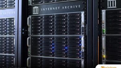 Internet Archive, Zcash, Bitcoin Cash ve Bitcoin ile bağış almaya başladı