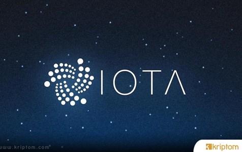 IOTA Vakfı, Avrupa'nın Blockchain Altyapı Projesine Seçildi