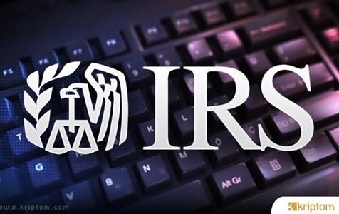 IRS Kripto Para Birimiyle İlgili Vergi Beyannamelerini Denetlemeye Davet Ediyor