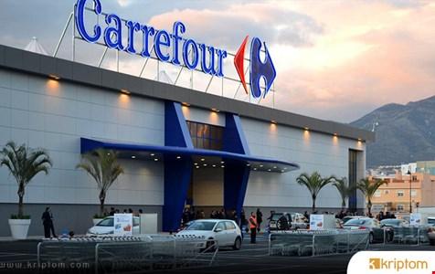 İspanya'daki Carrefour Şubelerinde Bitcoin Satışı Başladı