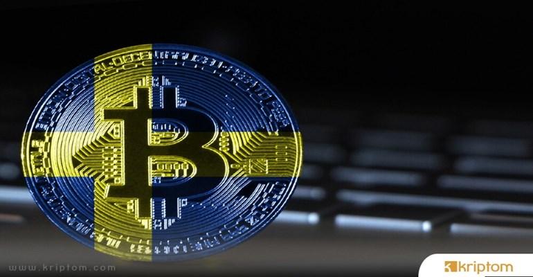 İsveç Merkezi Dijital Para Birimini Piyasaya Sürmeyi Planlıyor