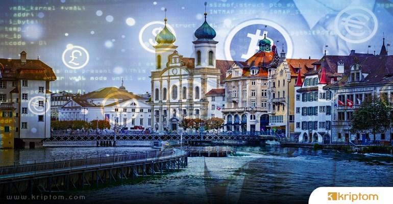 İsviçre, ulusal kripto parasını piyasaya sürebilir