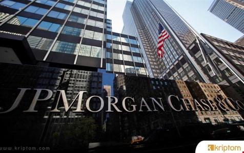 JP Morgan Bitcoin ve Blockchain Raporu Bu Gerçeğe İşaret Etti
