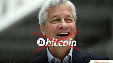 JP Morgan CEO'su Dimon'dan ''Bitcoin Dolandırıcılık''