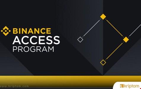Karşınızda Binance Access: Platformunuz Üzerinde İtibari Paradan Kriptoya Dahili Çevrim Özelliği