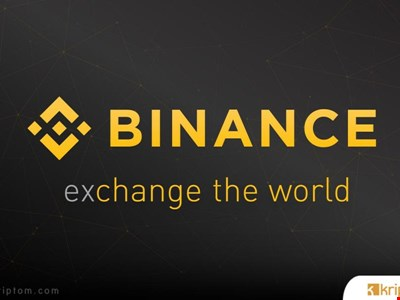 KNC, REP ve LRC için Binance