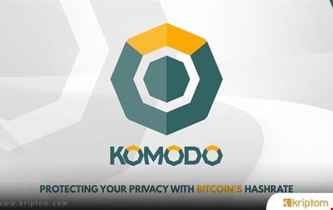 Komodo (KMD) Nedir? İşte Tüm Detaylarıyla Kripto Para Birimi KMD Coin