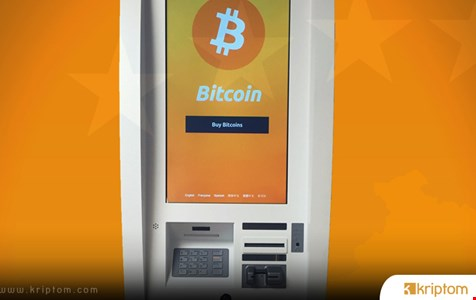 Kosova'da İlk Bitcoin ATM'si