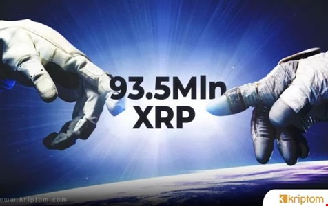 Kripto Borsaları Arasında Yaklaşık 93,5 Milyon XRP Gönderildi - Ripple Halka Arz Haberleri Bu Transferlerin Sebebi mi?