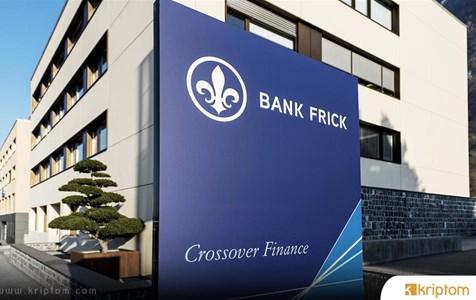 Kripto Dostu Bank Frick Artık Ödemeleri USDC Stabilcoin İle İşliyor