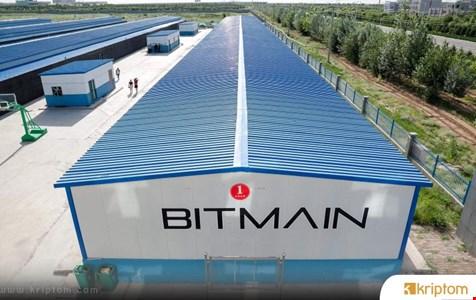 Kripto Madencilik Devi Bitmain 2020 Halvingi İçin Opsiyon Sözleşmesi Oluşturacak