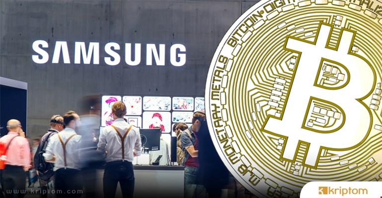 Kripto Para Birimlerine Bir Yenisi Daha Mı Ekleniyor? Samsung Coin!