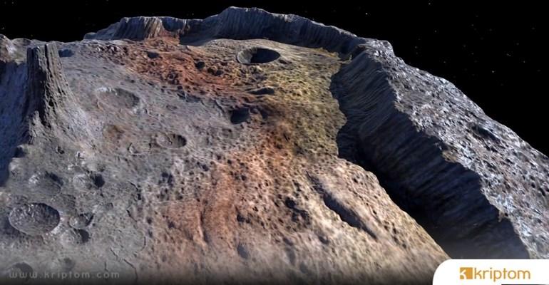 Kripto Para Dünyasında Dudak Uçuklatan İddia: Bu Asteroit Bitcoin'i Uzaya Çıkaracak