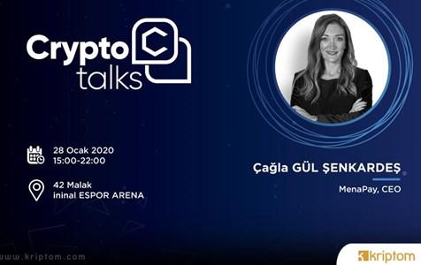 Kripto Para ve Blockchain Dünyası Crypto Talks'ta Buluşuyor
