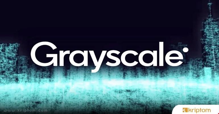 Kripto Varlık Yöneticisi Grayscale 600 Milyon $'dan Fazla Yatırımla En İyi Yılını Açıkladı