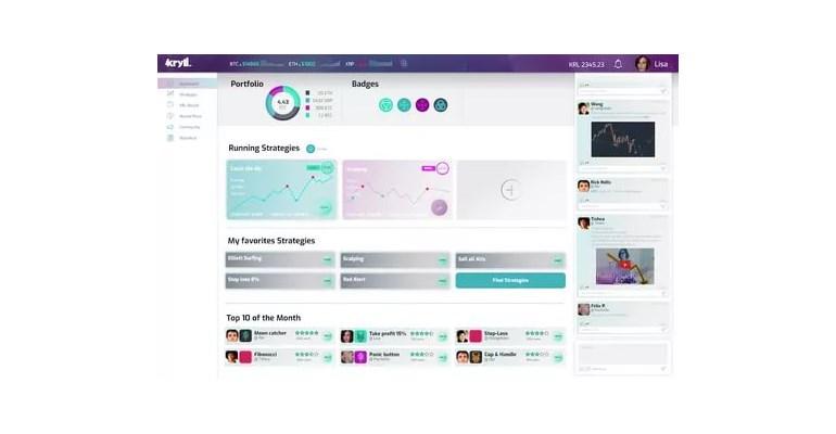 Kryll ICO, otomatik kripto ticaretini sunuyor
