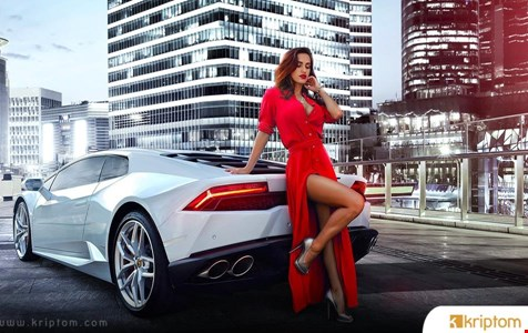 Lamborghini Blockchain teknolojisini kullanacak
