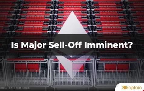Lider Bitcoin Borsalarına 25 Milyon Dolarlık Ethereum (ETH) Gönderildi. Büyük Satış Kapıda mı?