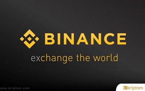 Lider Bitcoin Borsası Binance'ten MATIC Alım Satım Yarışması - 50.000$'lık MATIC Kazanma Şansı!