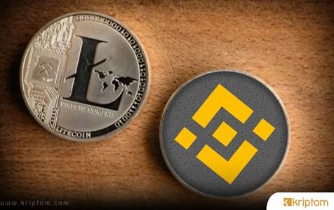 Litecoin Destekli Varlık Binance DEX'te Listelenmeye Başladı