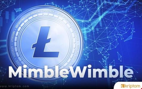 Litecoin (LTC) MimbleWimble: Etkileşimli Olmayan İşlemler Hazır