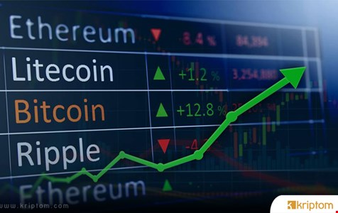 Litecoin'deki Yükselişin Ardından Bitcoin, Ethereum ve Ripple'da Son Durum Ne?
