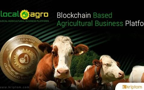 LocalAgro - Blockchain Tabanlı Tarımsal İş Platformu