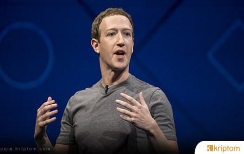Facebook'un Kurucusu Mark Zukerberg Blokchain Planlarını Üzerinde Konuştu