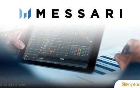 Messari 4 Milyon Dolarlık Fon Turunu Tamamladı