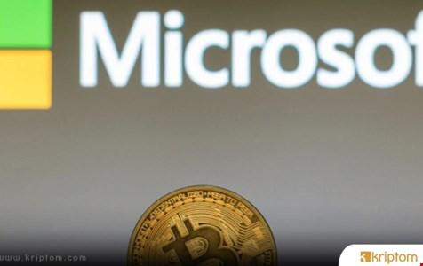 """Microsoft, """"Bedensel Etkinlik Verileri"""" Kullanarak Dijital Para Birimi Sisteminin Patentini Aldı"""