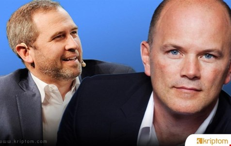 """Mike Novogratz Ripple CEO'suna övgüde bulundu:  XRP ve Ethereum'u (ETH) """"Kanıtlama Aşaması"""" Olarak Niteledi"""