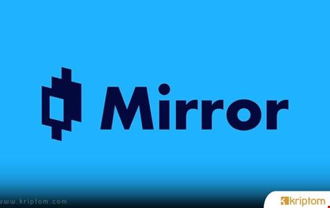 Mirror Protocol Nedir? İşte Tüm Detaylarıyla Kripto Para Birimi MIR Token
