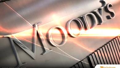 Moody's: Blockchain ve Kripto Para Birimlerinin Tehdidi Uzak ama kaçınılmaz