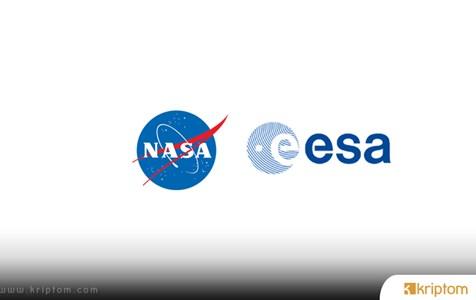 NASA ve ESA Blockchain teknolojisinin yenilikçi uygulamalarını kullanmayı düşünüyor