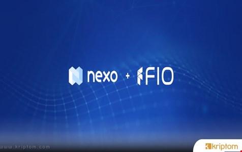 Nexo, Blok Zinciri Kullanılabilirliğini Geliştirmek İçin FIO İle Ortak Oldu
