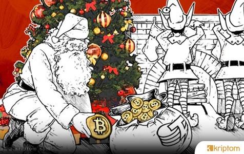 Noel Baba'nın yaramaz çocuklar listesinde Putin de mi var? Rus Noel Baba, Noel'de kripto para dağıtabilir!