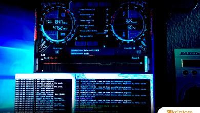 Nvidia GTX 1070 ile Ethereum madenciliği