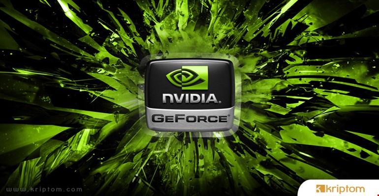Nvidia Madencilik Ekipmanı Satışları