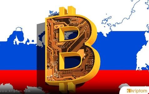 Pandemi Döneminde Rusya'da Bitcoin Ticareti Arttı
