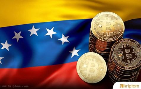 Pandeminin Başlangıcından Bu Yana Venezuela'nın Kripto Ekosistemi Büyüyor