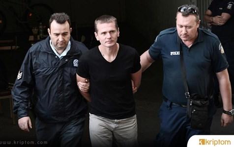 Paris Mahkemesi Alexander Vinnik'in Tutuklu Kalmasına Karar Verdi