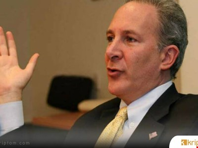 Peter Schiff, Bitcoin (BTC) Ethereum (ETH) ve Ripple